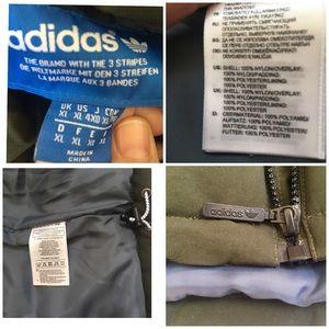 18b05eedd92b adidas Jackets   Coats - ADIDAS ORIGINALS MENS PRECISION PUFFER VEST XL